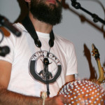 Jerôme Bartolome (Saxophone, voc.)