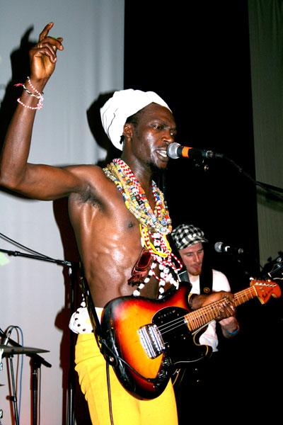AFRI-KOKOA PRESENTS 'VAUDOU GAME' ALBUM LAUNCH PARTY