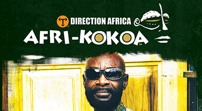 AFRI-KOKOA presents Pat Thomas, 17th June 2016
